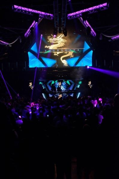 Photo Flash: Hakkasan Nightclub Celebrates DJ R3hab's Birthday