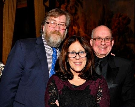 PICT Artistic and Executive Director Alan Stanford, Audrey Russo and Dennis Unkovic.