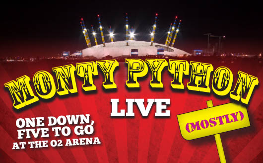 Monty Python Release New Promo Single & Music Video For 'The Silly Walks Song'