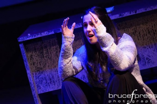 Photo Flash: First Look at Red Branch Theatre's THE LAST FIVE YEARS