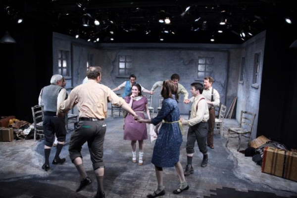 Photo Flash: First Look at Remy Bumppo's OUR CLASS
