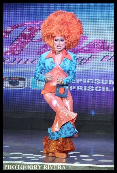 Photo Coverage: PRISCILLA Meets the Press; Show Opens 5/9