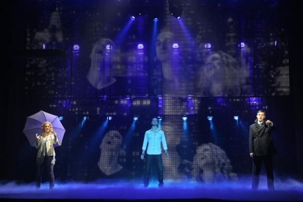 Photo Flash: Sneak Peek - GHOST Tour Heads to the Broward Center, Now thru 5/11