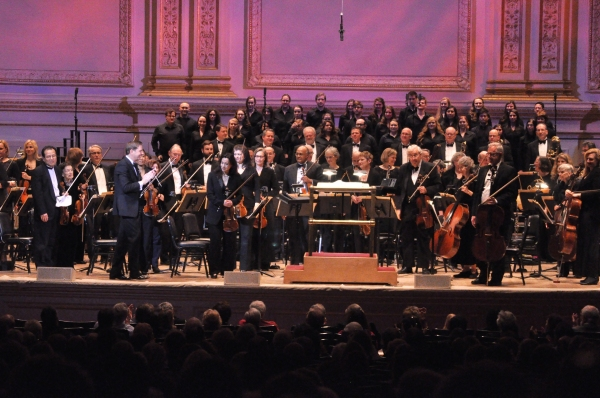 Photo Coverage: The New York Pops' LIGHTS, CAMERA, ACTION: A NIGHT IN HOLLYWOOD