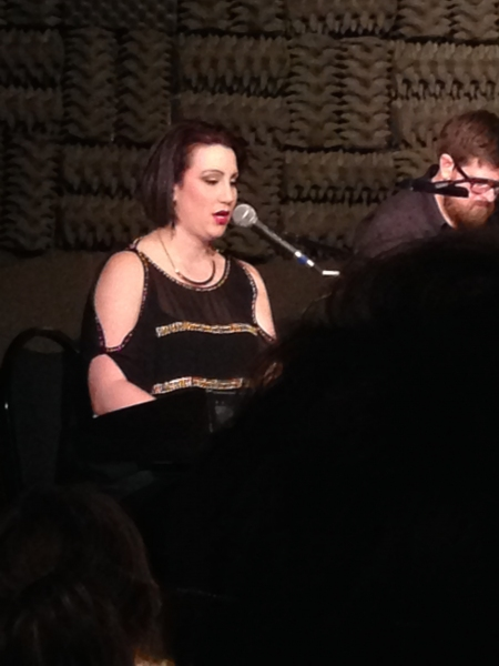 BWW Reviews: Natalie Weiss' Personality Overshadows Vocal Talent in Houston Cabaret