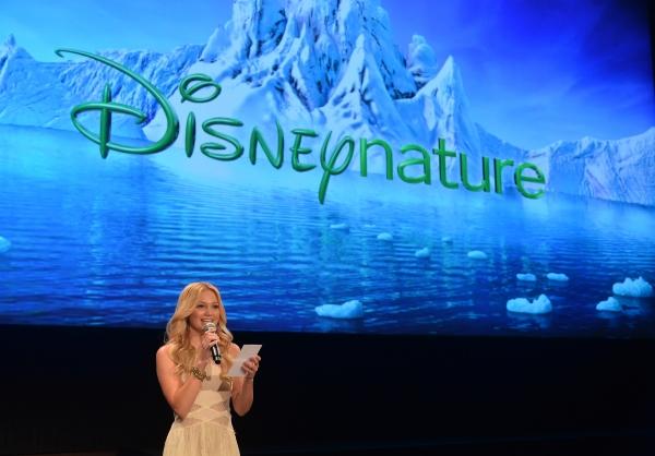 Photo Flash: Olivia Holt Hosts Special Screening of Disneynature's BEARS