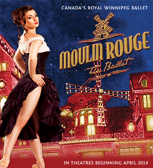 FLASH SPECIAL: MOULIN ROUGE Can-Cans Into Cinemas On 4/10