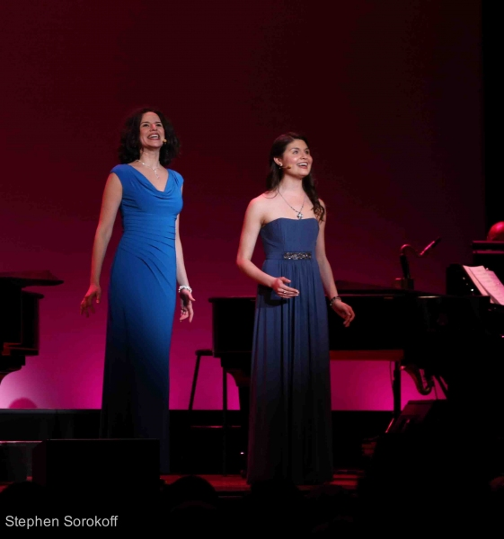 Mandy Gonzalez & Phillipa Soo