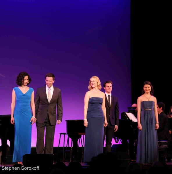 Photo Coverage: Take a Look at 92Y Lyrics & Lyricists' Rodgers and Hammerstein Celebration, Including Groff, Gonzalez & More