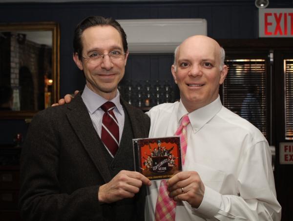 Price Waldman and Eddie Korbich
