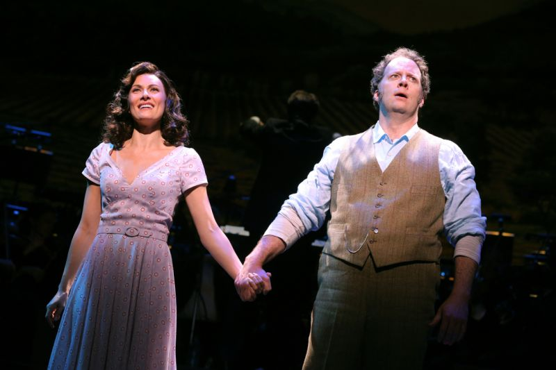 BWW Reviews:  THE MOST HAPPY FELLA Is Sublimely Sung and Acted