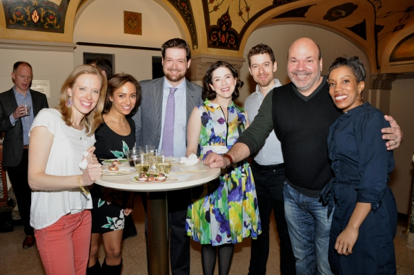 Photo Coverage: Inside the Closing Night Party for Encores! THE MOST HAPPY FELLA!