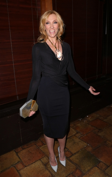 Photo Coverage: Collette, Hall, Letts & Tomei Celebrate Opening Night of THE REALISTIC JONESES