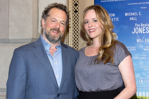 David Costabile, Eliza Baldi