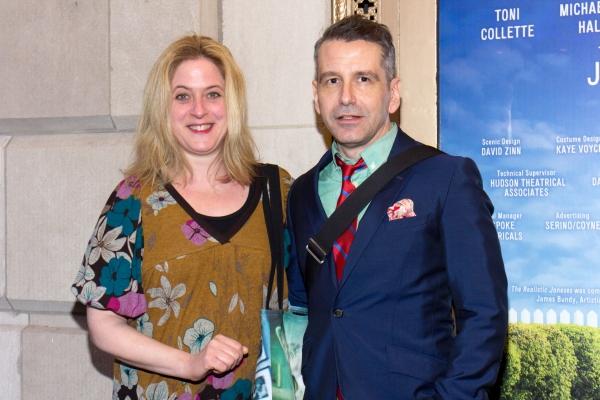 Lisa Lambert, David Cromer