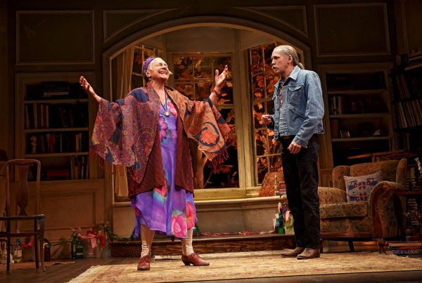 Photo Flash: First Look at Estelle Parsons & Stephen Spinella in Broadway's THE VELOCITY OF AUTUMN