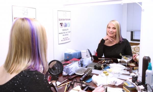 Exclusive Photo Coverage: Backstage at 54 Below with Roslyn Kind!