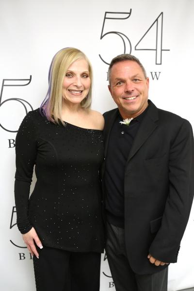 Roslyn Kind and Matt Berman