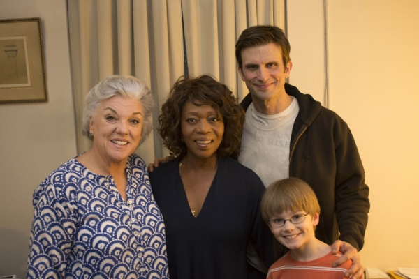 Tyne Daly, Alfre Woodard