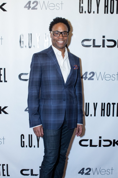 Photos: Inside 42West Launch Party with Billy Porter, Robin de Jesus & More