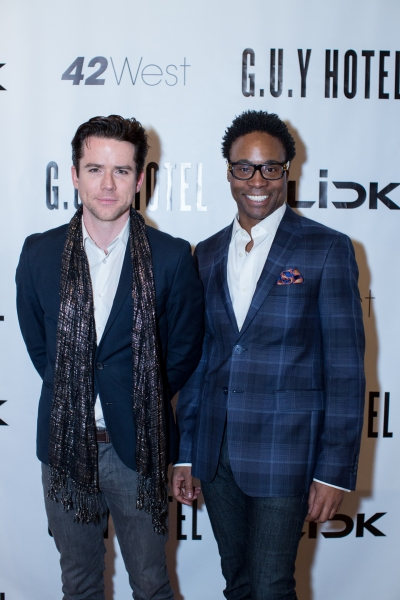 Christian Campbell, Billy Porter