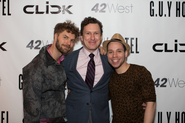 Photo Flash: Inside 42West Launch Party with Billy Porter, Robin de Jesus & More