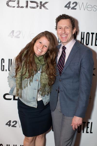 Erica Rotstein, Jacob Langfelder