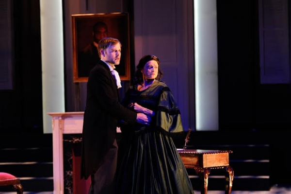 Photo Flash: First Look at Quintessence Theatre Group's MOURNING BECOMES ELECTRA