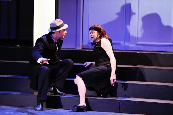 Photos: First Look at Quintessence Theatre Group's MOURNING BECOMES ELECTRA