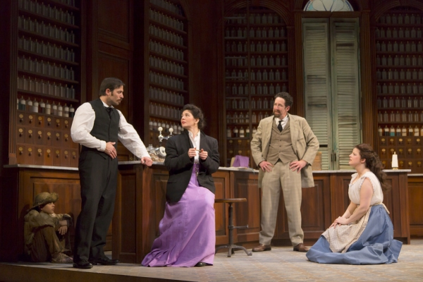 Photo Flash: First Look at Huntington's BECOMING CUBA