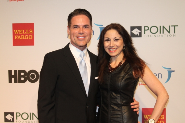 Jorge Valencia and Valerie Smaldone
