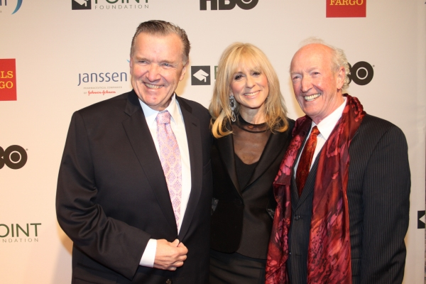David Mixner, Judith Light and Herb Hamsher Photo