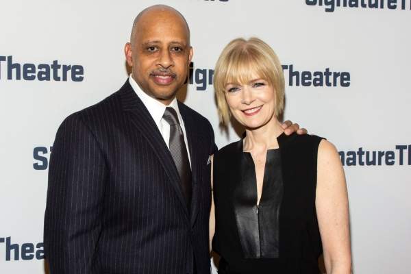 Photo Coverage: Signature Gala Celebrates  Michael R. Bloomberg & Ruben Santiago-Hudson