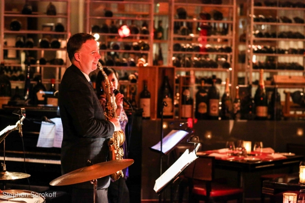 Photo Coverage: Le Cirque Cafe's MUSICAL MONDAYS Features Diane Marino Quartet
