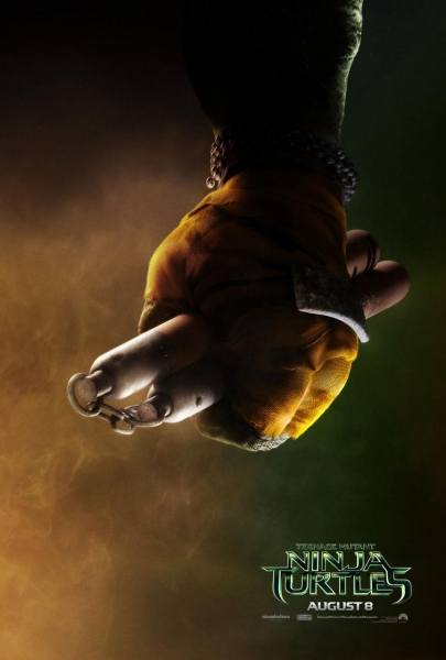 Photo Flash: First Look - Four New Posters for TEENAGE MUTANT NINJA TURTLES