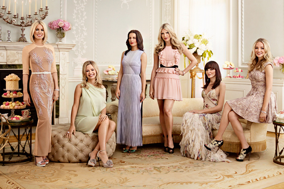 FIRST LOOK - New Bravo Series LADIES OF LONDON, Coming This June
