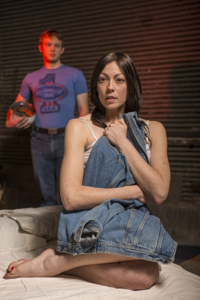 Photo Flash: First Look - Shattered Globe's MILL FIRE, Running 4/24-6/7 at Theater Wit