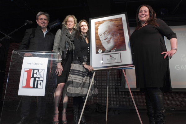 Photo Flash: Julie Taymor, Brooke Shields, Michael Moore and More at 2014 FIRST TIME FEST