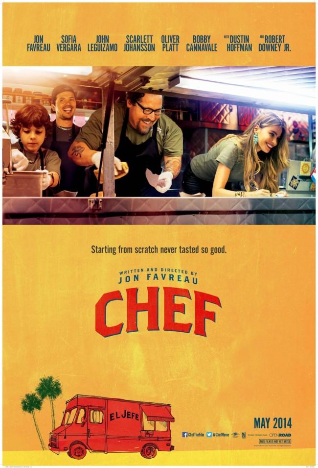 First Trailer For Johansson, Cannavale, Leguizamo & More In CHEF