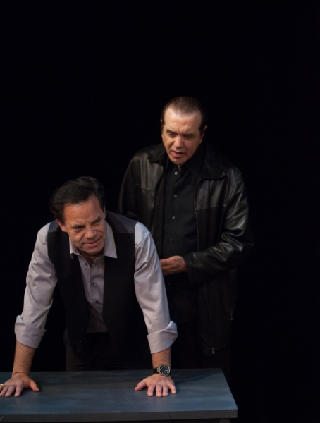 Kenny D''Aquila and Chazz Palminteri