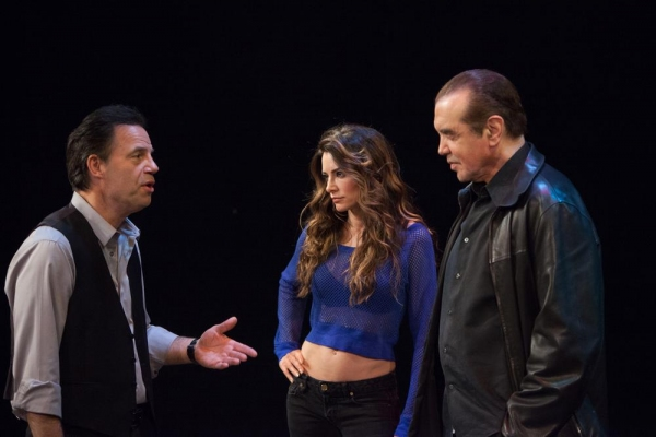 Kenny D'' Aquila, Jamie Sorrentini and Chazz Palminteri