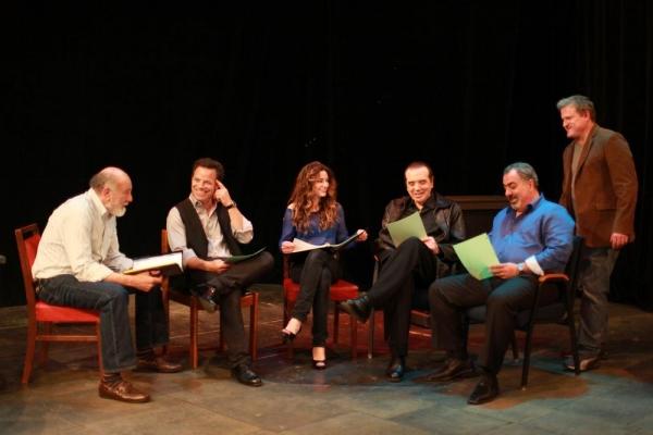 Carmen Argenziano, Kenny D''Aquila, Jamie Sorrentini, Chazz Palminteri, Jack Topaiian Photo