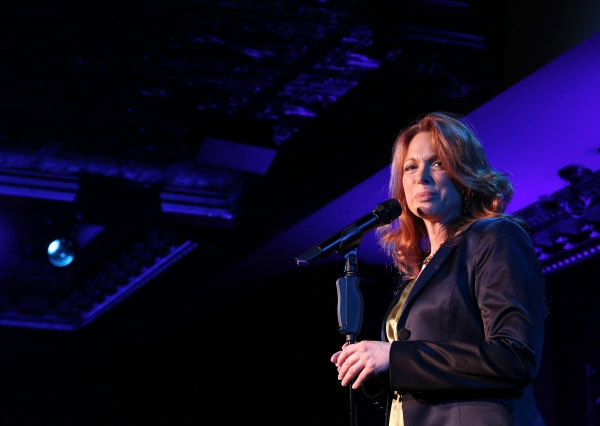 Photo Coverage: Carolee Carmello Previews BROADWAY SHOWSTOPPERS at 54 Below