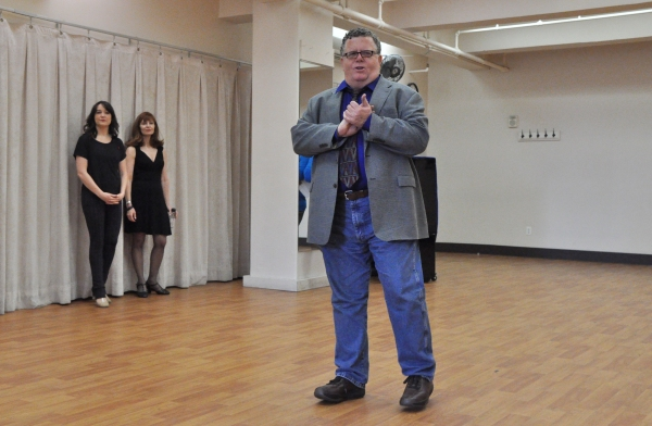 Photo Coverage: York Theatre Company's INVENTING MARY MARTIN Cast Meets the Press