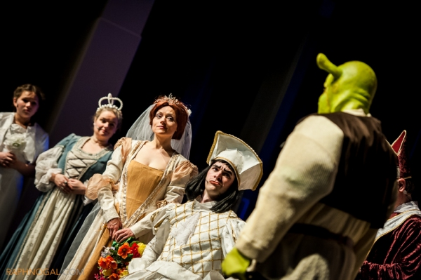 Photo Flash: See Photos from Marquee Productions Shrek the Musical!