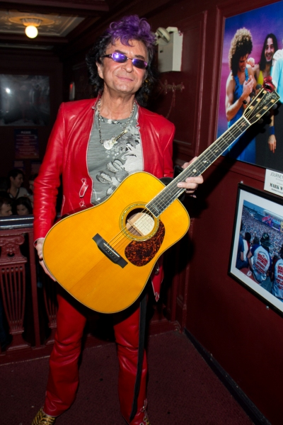 Photo Coverage Rock Of Ages Celebrates 5 Years On