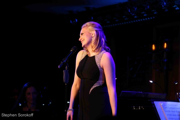 Photo Coverage: Haley Swindal Brings PLAY TO WIN to 54 Below