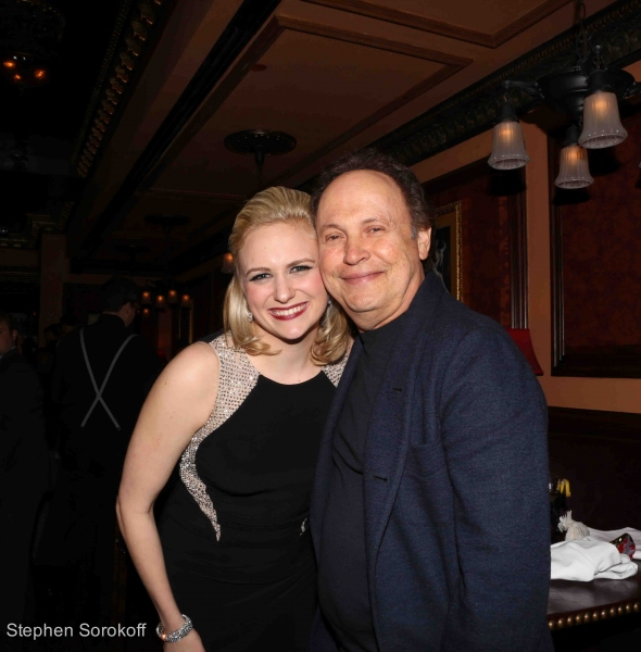 Haley Swindal & Billy Crystal