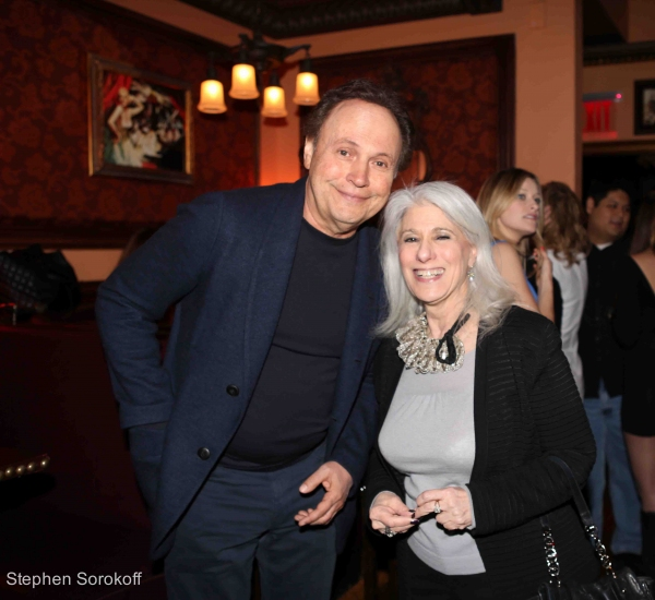 Billy Crystal & Jamie deRoy