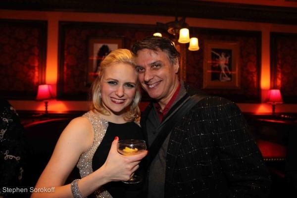Haley Swindal & Robert Cuccioli